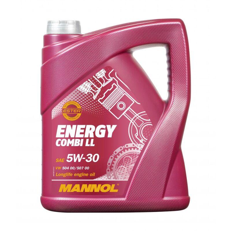 mannol 7907 energy combi ll 5w 30 5 liter 22 00. Black Bedroom Furniture Sets. Home Design Ideas