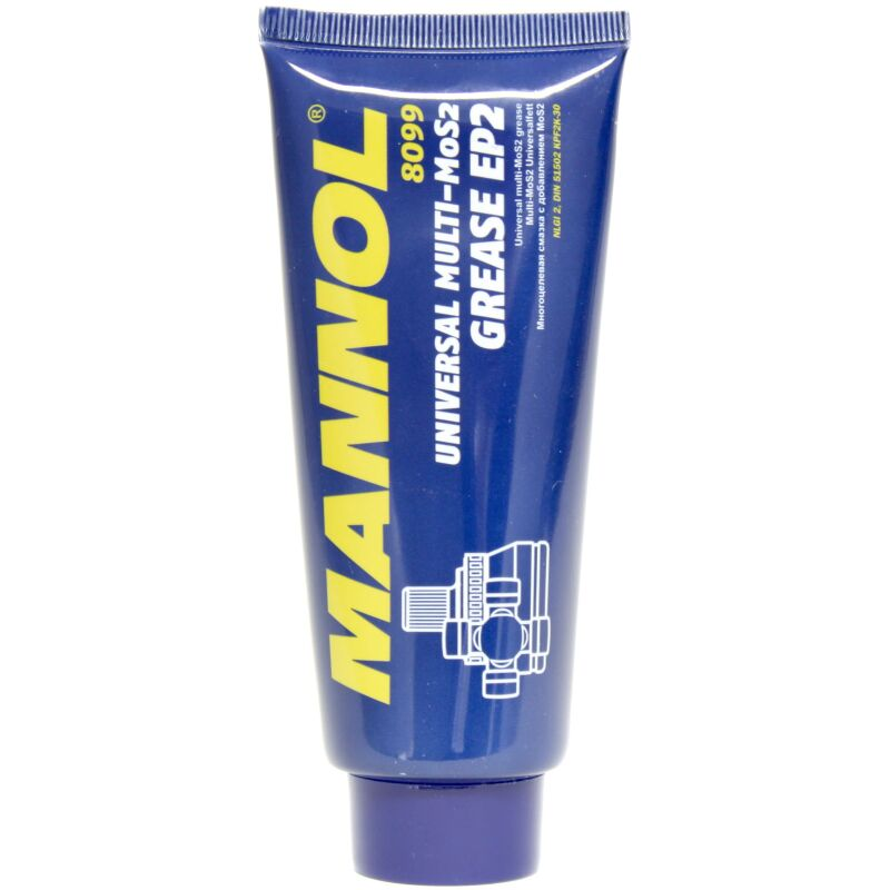 Mannol 8099 Universal Multi MoS2 Grease EP2 - 100 g