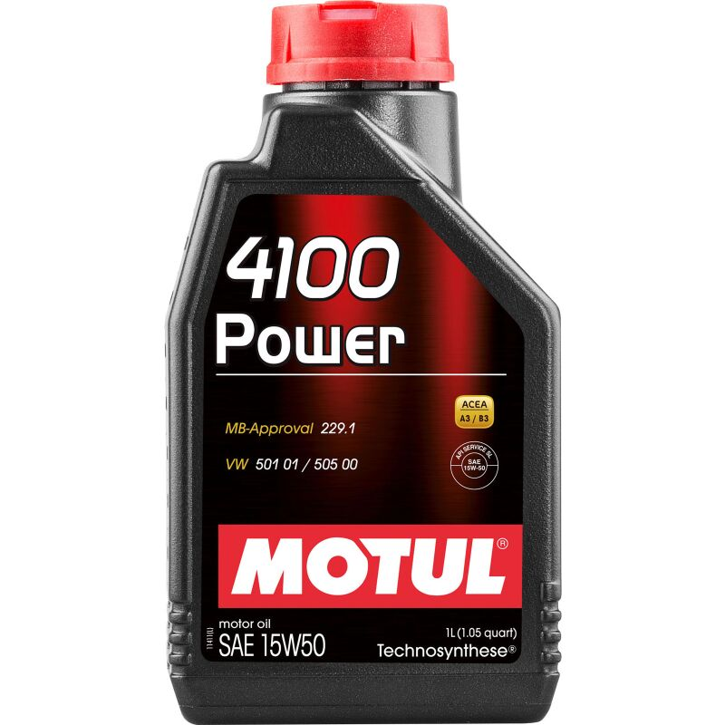 Motul 102773 4100 Power 15W-50 - 1 Liter