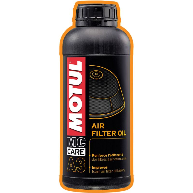 Motul 108588 A3 Air Filter Oil  - 1 Liter