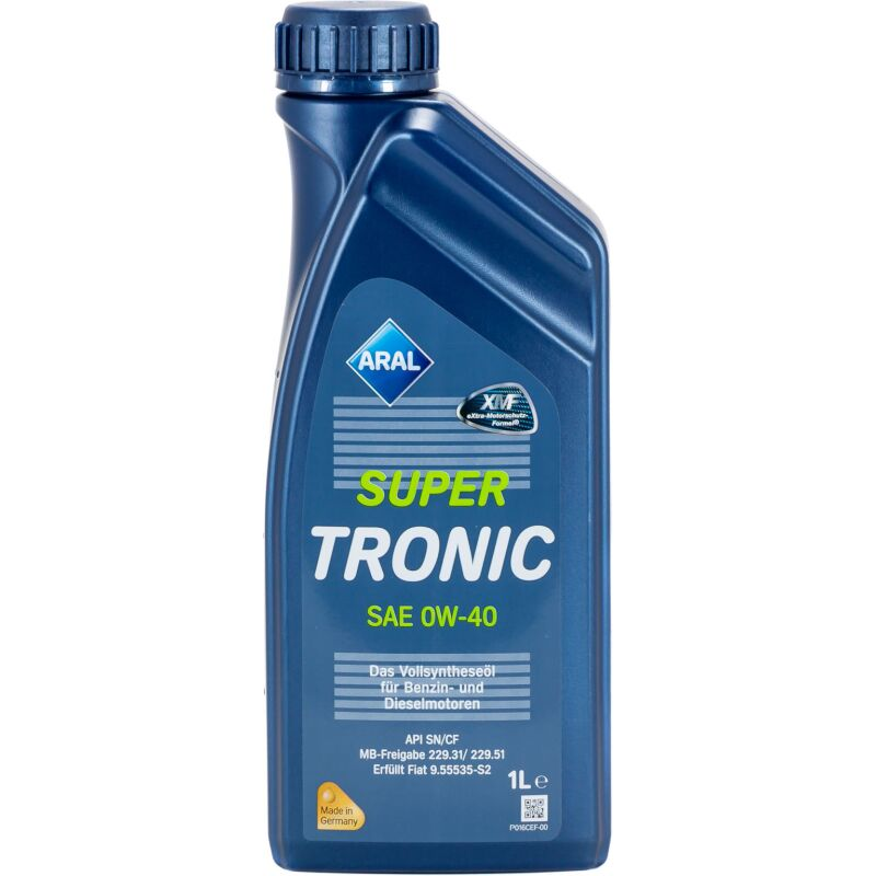 Aral Super Tronic SAE 0W-40 - 1 Liter
