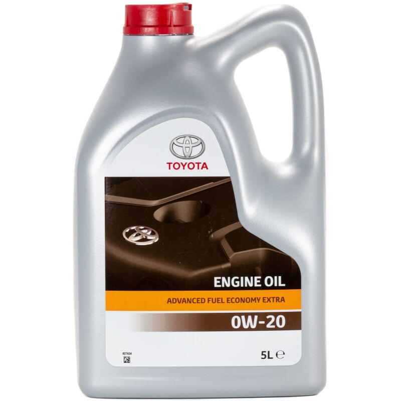 Toyota Advanced Fuel Economy Extra 0W-20 - 5 Liter