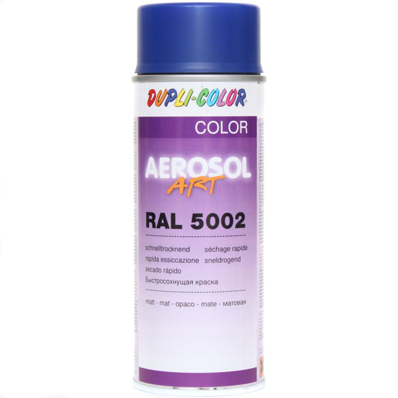 Dupli-Color 131486 Aerosol Art Ral 5002 matt 400 ml