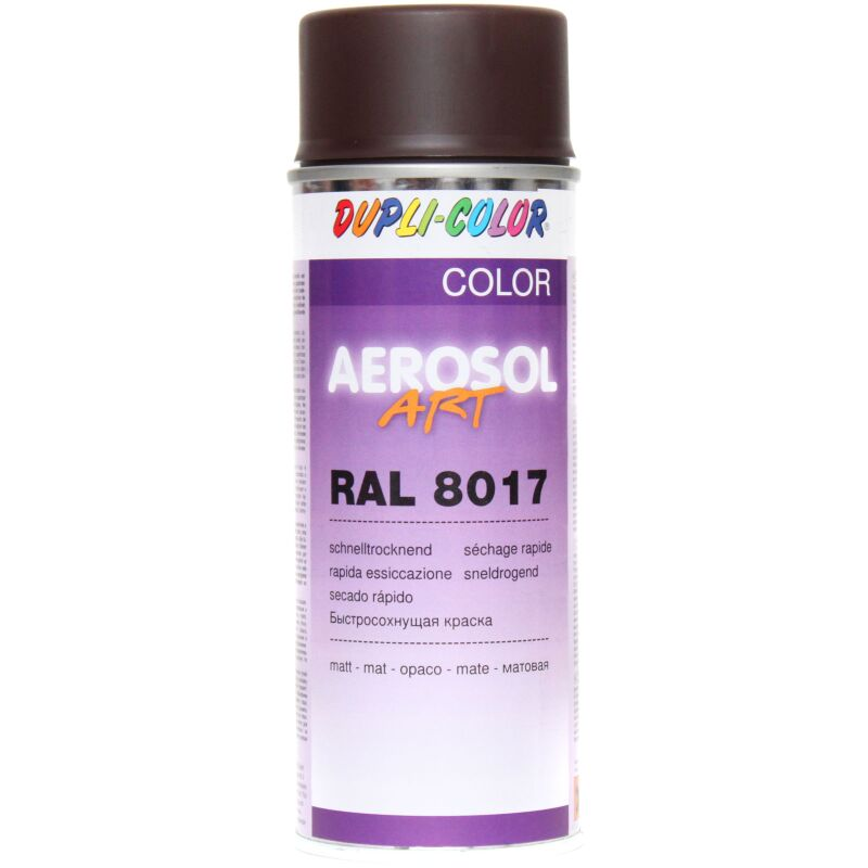 Dupli-Color 747526 Aerosol Art Ral 8017 matt 400 ml