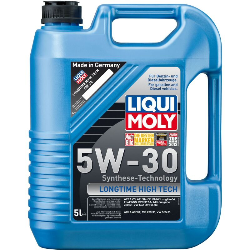 Liqui Moly 1137 5W-30 Longtime High Tech - 5 Liter