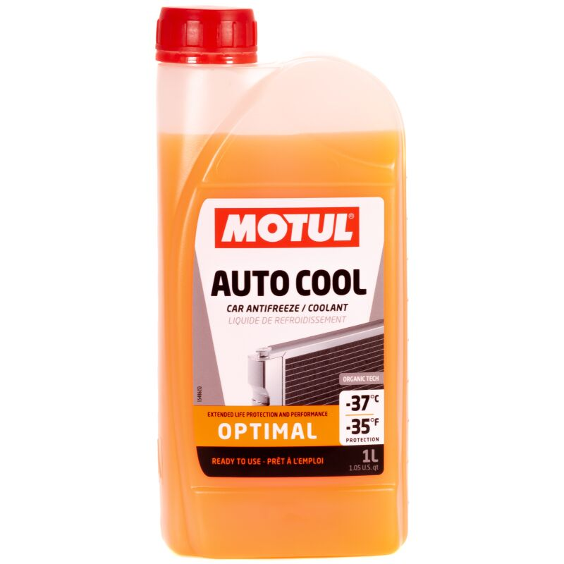 Motul 109116 Auto Cool Optimal -37°C - 1 Liter