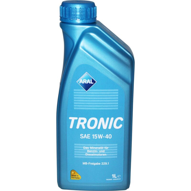 Aral Tronic SAE 15W-40 - 1 Liter
