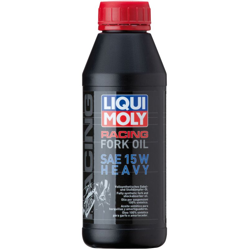 Liqui Moly 1524 Motorbike Fork Oil 15W heavy - 500 ml
