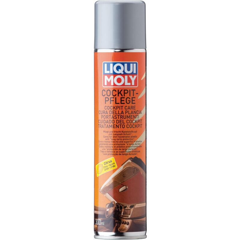 Liqui Moly 1599 Cockpit-Pflege citrus - 300 ml